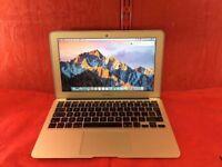 Apple MacBook Air A1465 11 inch i5 Processor, 4GB Ram, 128GB, 2012 +WARRANTY, NO OFFERS L395