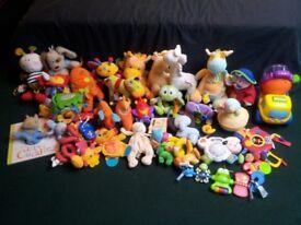 Pre - school toys £1- £15