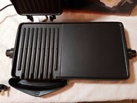 George Foreman 10 Portion Grill and Griddle