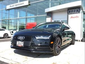 2017 Audi A7 3.0T Competition