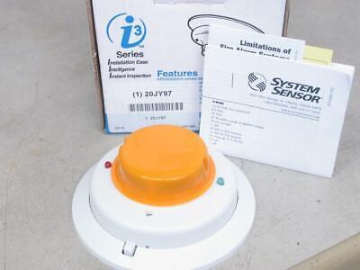 System Sensor 2w-b 20jy97 2-wire Plug In Photoelectric Smoke Alarm 1224 Volt