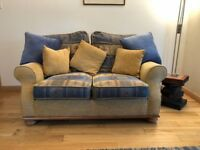 Three seater sofa and two seater sofa for sale