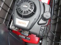 Newunused Mountfield Self Proplelled Lawn Mower SP185 300 125cc petrol