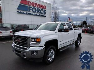 2016 GMC Sierra 2500HD SLT Z71 - Chrome Wheels, Climate Control