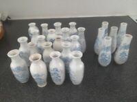 Minature vases