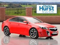 Vauxhall Insignia VXR SUPERSPORT (red) 2017-03-21