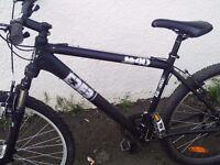 Diamondback mt40 hardtrail mountain bike - aluminium frame - 27 speed