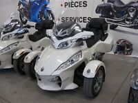 2011 Can-Am Spyder RT LTD -