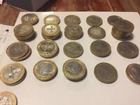 Rare £2 coins