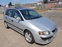 Mitsubishi Space Star 1.6 Equippe 5dr