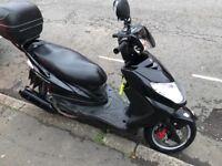 Yamaha nxc 125 cc