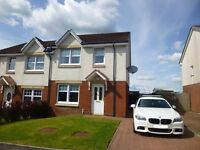 Beautiful modern large 3 bedroom semi-detached house available