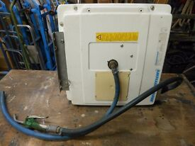 professional retractable Nederman airline Hose reel for air or water. excellent condition