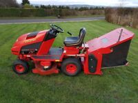 Countax Ride on Lawnmower C600HE