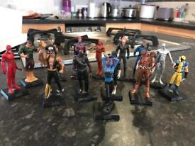 Marvel iron figures