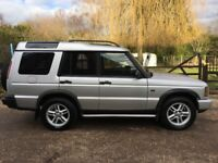 Land Rover Discovery Td5 Xs Manual Just Had New clutch fitted