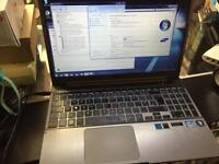 Samsung Series 700z Intel i7-3615QM 2.3Ghz CPU 8GB RAM 1TB HDD Windows 7 Professional Laptop
