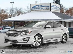 2014 Kia Optima Hybrid EX HYBRID LOADED SUNROOF