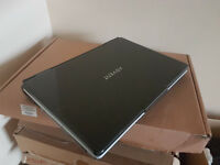 Advent HD laptop, Intel T1600 Dual Core, 500GB HDD, Intel HDMI, Windows 10, Office 2010