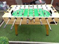 BAR FOOTBALL TABLE FULL SIZE