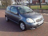 (54) Toyota yaris blue 1.0, finance from ��20 a week, only 36,000 miles , history,corsa ,fiesta,clio
