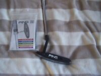 Ping Scottsdale Anser 2 retractable putter