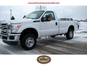 2015 Ford F-250 XL Regular cab 4x4 | CERTIFIED