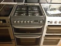 Cannon fan assisted oven gas cooker