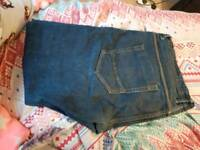 Mens Burton Jeans 40 waist