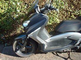 Yamaha Xmax engine ,forks , shocks ,speedo ,clutch ,tyre ,brake caliper ,light