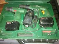 4 x power tool kit job lot to clear