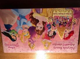 Disney Princess Advent Celandar