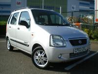 Suzuki Wagon R 1.3 Special (R+) Automatic 5dr Hatchback * NEW 12 MONTHS MOT * 3 Months WARRANTY