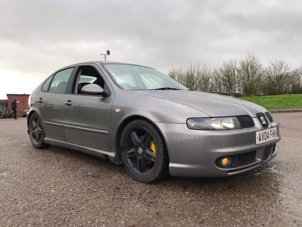 seat leon cupra tdi in lutterworth leicestershire gumtree. Black Bedroom Furniture Sets. Home Design Ideas