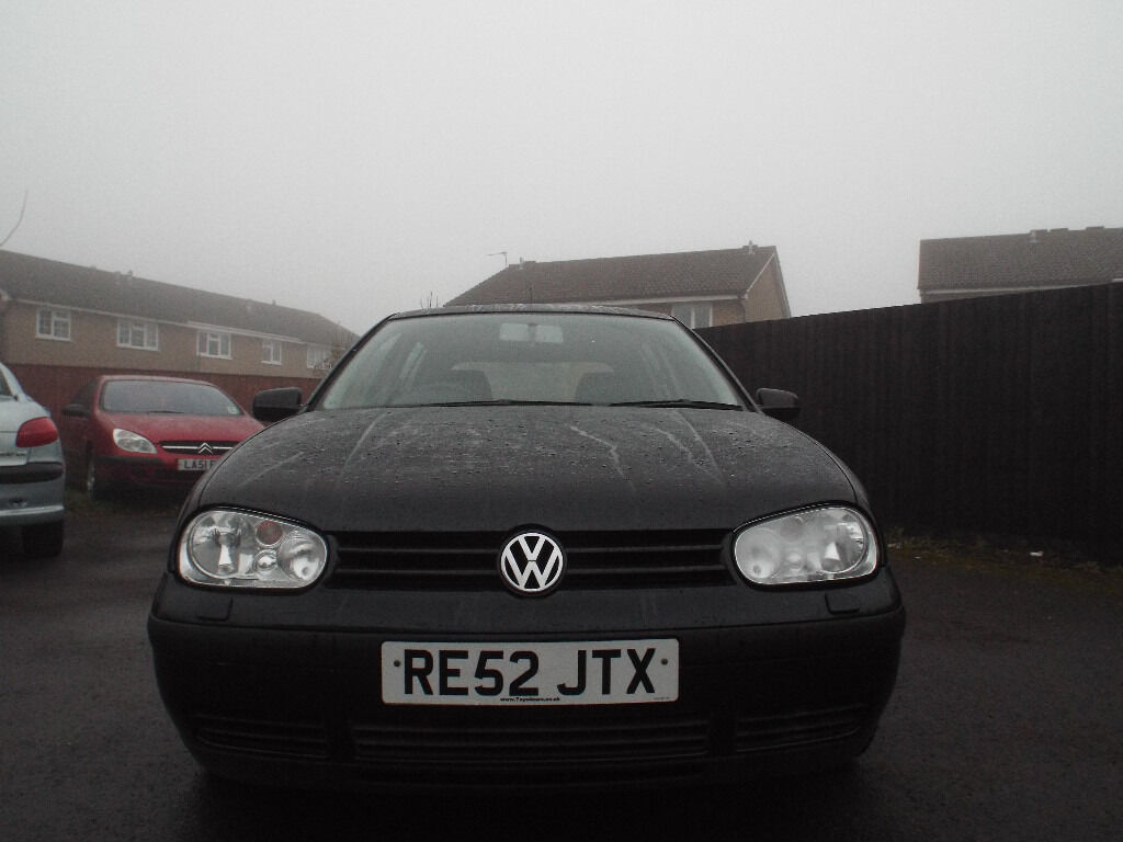 Volkswagen Golf 4 1.9 TDI 2002 105 HP