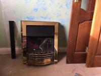 Dimpley Electric Fire 1-2kw now sold