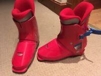 Kids Nordica Ski Boots 23.0