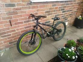 Voodoo bakka dirt jump bike.