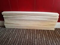 Bed slats - double