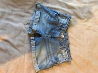 Next girls age 9 shorts