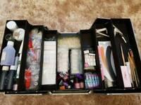 Acrylic nail kit bundle