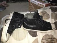 Converse John varvatos hi tops limited edition size 9