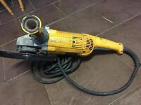 """Dewalt 12"""" 110 grinder spares or repair"""