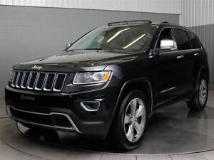 2015 Jeep Grand Cherokee LIMITED AWD MAGS TOIT CUIR NAVI