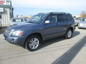 2007 Toyota Highlander LIMITED  AWD-I