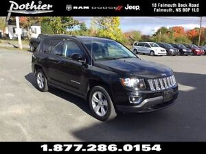 2016 Jeep Compass Sport 4x4 | LEATHER | HEATED SEATS | SUNROOF |