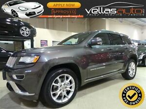 2015 Jeep Grand Cherokee SUMMIT**5.7L**DVD**NAVI**PANO RF***