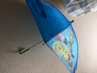 Toy Story Umbrella, excellent condition, only used a handful of times, pet and smoke free