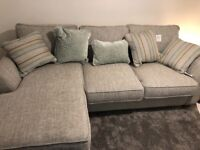 """set of sofa cushions brand new DFS """"sofia"""", (sofa not included!) flame resistant. duck feathered"""