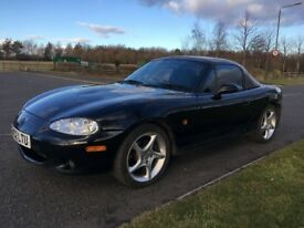 Mazda MX-5 - 1.8 (Mk2.5 - S-VT Sport) - With Hardtop